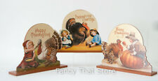 Thanksgiving } Happy Thanksgiving Dummy Boards | Set of 3 | New
