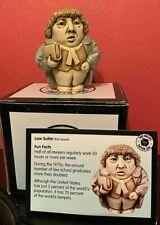 Harmony Kingdom Harmony Ball Pot Bellys Law Suitor Figurine with Box Nib