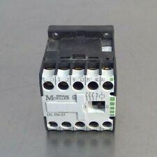 11495 NIB KLOCKNER MOELLER  Z00-4 CONTACTOR 220//240 NEW