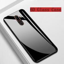 For Nokia 7.1 6.1 Plus X6 7 Plus Shockrpoof Hard Tempered Glass Armor Case Cover