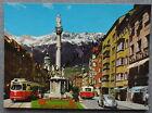 INNSBRUCK MARIA THERESIEN STRASSE ANNASAULE postcard