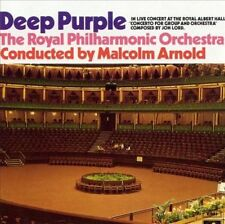 DEEP PURPLE - CONCERTO FOR GROUP & ORCHESTRA - CD 3OVG Machine Head Live