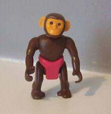 PLAYMOBIL (A4282) PIRATES - Chimpanzé Singe Culotte Rose Foncé Bateaux 3053 3750