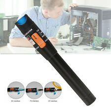 Visual Fault Locator Finder Fiber Optic Cable Tester Test Equipment SF FC