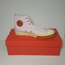 Converse Chuck Taylor 70 All Star High Top Shoes Pink Gum Sole Toe Size M9 F11