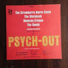 Psych-Out OST Soundtrack LP FREAKBEAT PSYCH GARAGE MOD Strawberry Alarm Clock