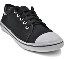Tanggo Lhai Low Cut High Quality Sneakers Women's Rubber Shoes (black) SIze 40