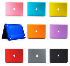 Plastic Cover Shell Hard Case for MacBook Pro 13 15 Retina 12