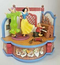 "Enesco Walt Disney's Snow White ""Whistle While You Work"" Multi-Action Musical"