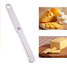 Cheese Butter Slicer Wire Thick Hard Soft Handle Plastic Peeler Cutter Tool