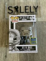 Funko Pop! Iron Bob 543 Jay And Silent Bob SDCC Shared Exclusive In Hand