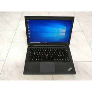 """NOTEBOOK A-- 14"""" LENOVO THINKPAD T440p 16GB SSD 480GB i7-4810MQ WEB USB3 GARANZI"""