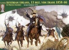 Lucky Toys 1:72 Austrian Uhlans 13 Rgt. Von Trani 1858 - 66
