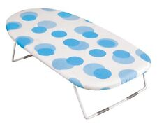 METALTEX TABLETOP PORTABLE TRAVELING CAMPING SPACE SAVER FOLDING IRONING BOARD