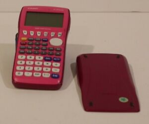 Casio FX-9750GII Graphing Calculator - Pink Used Once