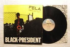 Fela Anikulapo Kuti – Black President LP