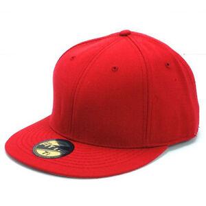 Magic Headwear The Fittie Pro Fitted Baseball Cap Caps Hat Hats Flatbill Blank