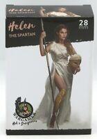 Wargamer HD-28-38 Helen the Spartan [28mm] (Hot & Dangerous) Female Warrior