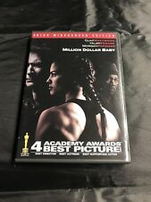 Million Dollar Baby (DVD, 2005, 2-Disc Set, Widescreen)