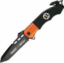 Mtech EMT Rescue Folding Knife
