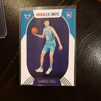 2020-21 Nba Hoops Lamello Ball Rookie Card 🔥🔥 IN Hand. MINT !