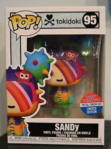 Funko Pop! - SANDy 95 - tokidoki - Toy Tokyo FUNKON 2021 [1]