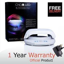 CND SHELLAC LED LAMP - 3C Technology - UK PLUG- UK SELLER - CHEAPEST GENUINE