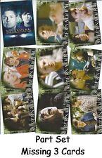 Supernatural Season 2 - 90 Card Basic/Base Part Set - Missing 3 Cards #4 #26 #49