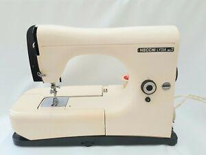 NECCHI LYDIA mk 2 Semi Industrial Sewing Machine.+ Extras, Excellent Condition
