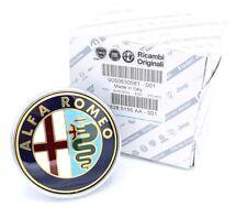 ALFA ROMEO GIULIETTA PORTELLONE Hatchback Badge Logo Emblem 50530581 NUOVO ORIGINALE