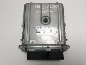 MERCEDES BENZ S-CLASS 3.0 DIESEL ECU ENGINE CONTROL UNIT A6421502500 / 3691281