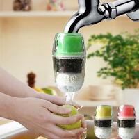 Carbon Purifier Filter Wasserfilter Wasserhahn Hahn Haus Küchen Set ELEGANT BEST