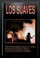 LOS SUAVES s/t SPAIN CASSETTE MUSICAL 1 1991
