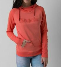 NEW BENCH FUSION CORAL NADIR HOODIE SWEATSHIRT SIZE MEDIUM M THE BUCKLE