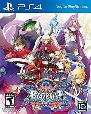BlazBlue: Central Fiction PlayStation 4 Region Free Arcade Fighting Asian Import