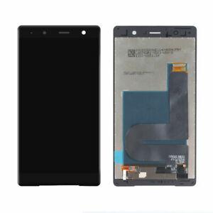 For Sony XZ2 Premium H8166 LCD Display Black Touch Screen Digitizer Replacement
