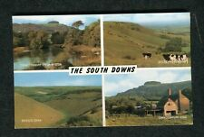 c1960s Multiviews of South Downs: Devil's Dyke: Ditchling Deacon: Chanctonbury
