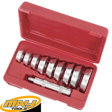 Kit instalador de rodamientos y retenes 11 piezas 39,5 - 81 mm - 1002378