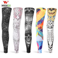 Cycling Leg Warmers Outdoor Sports Bikes leg Cover UV Protection Quick Drying