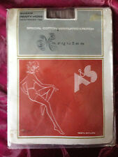 Exciting! Vintage A&S Marquis medium nude pantyhose
