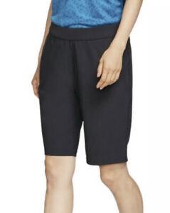 Nike Flex UV UPF Golf Shorts Navy Blue BV0168-451 NWT $75 Women's Medium M