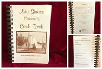 New Sharon Friends Church Iowa Community Cookbook 1984 230 Pages