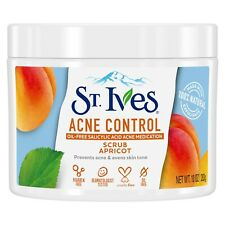 BRAND NEW St. Ives Acne Control Face Scrub Apricot 10 Oz.