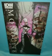Monocyte #2 Cover B Comic by IDW 1st Print VF