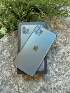 apple iPhone 11 pro max - 512GB -Green