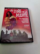 "DVD ""LAS UVAS DE LA MUERTE"" PRECINTADA SEALED JEAN ROLLIN BRIGITTE LAHAIE MARIE-"
