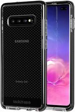 Tech21 Evo Check Case for Samsung Galaxy S10 Plus - Smokey/Black