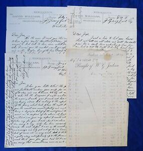 PRE WW1 BENDIGO SANDHURST EPHEMERA; STOCK EXCHANGE PAPERS DATE RANGE 1884 - 1912
