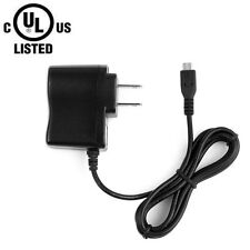 "1A AC/DC Wall Power Charger Adapter For RCA Pro 10.1"" WiFi RCT6203W46 Tablet PC"
