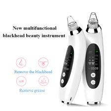 Electric Pore Blackhead Remover Vacuum Suction Acne Face Skin Cleaner Machine